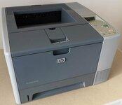 Tinklinis spausdintuvas HP LJ2420dn, SMS nebendrauju.