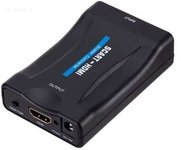 HDMI TO SCART konverteris 10euru SCART TO HDMi konverteris 9