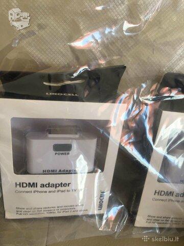 Hdmi to conect iPad iPhone TV
