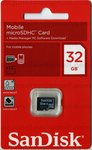 Sandisk micro SD 32gb