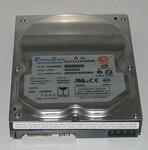 Kietasis HDD diskas ExelStor Callisto 80 GB