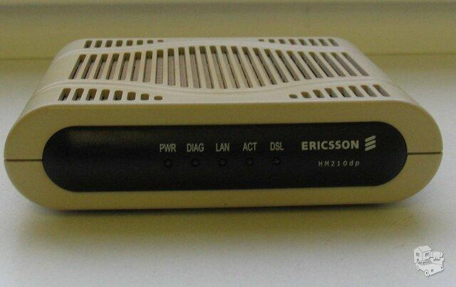 Modemas Ericsson HM210dp