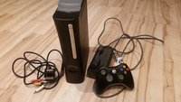 Xbox 360 Jasper modelio konsolė atrišta LT 3.0 būdu