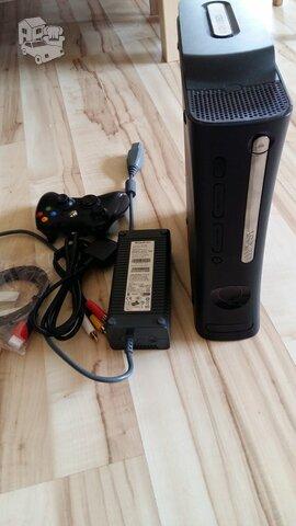 Xbox 360 Jasper, atrištas RGH2 su 50-90 žaidimų