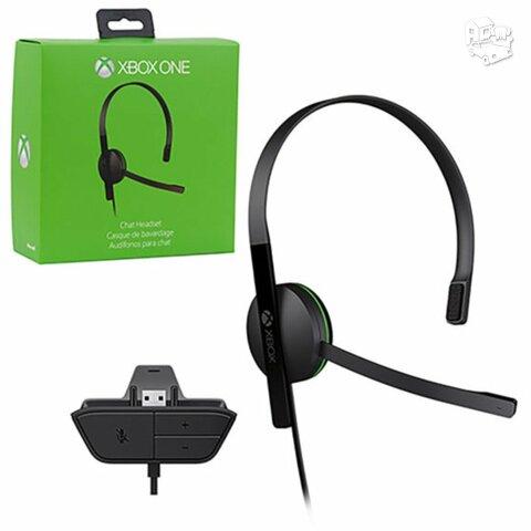 Microsoft Xbox One ausines, originalios, tvarkingos, kaina- 20e.