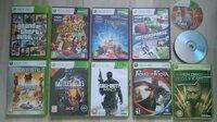 Xbox 360 ir one Zaidimai, originalus, irasyti 2e.