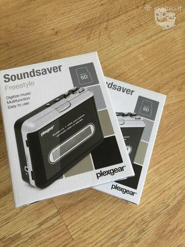 Tape Digityzer konverteris i mp3