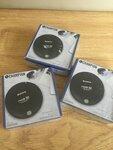 Nauji kompaktiniu  disku mp3 grotuvai