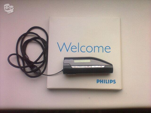 MP3 grotuvas PHILIPS