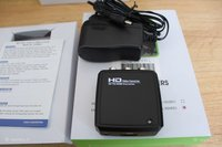 AV To HDMI HD converter Konverteris is Audio Video i HDMI