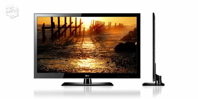 LG 32LE5300 82cm FULL HD 100Hz USB media player