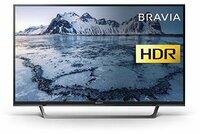 LED Smart TV (Televizorius) SONY Bravia, 49coliu (123,2cm.)