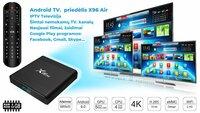 Media grotuvas, Android tv. priedėlis