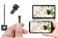 Full HD Wifi slapta kamera su akumuliatoriumi