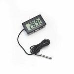 Vidaus/lauko skaitmeninis termometras