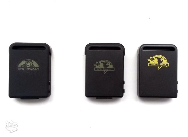 GPS Tracker - GPS seklys