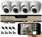 Vaizdo stebėjimo sistema - HD raiška