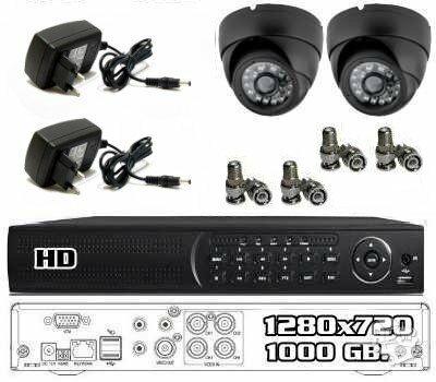 Aukštos raiškos vaizdo stebėjimo sistema