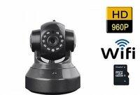 Stebėjimo kamera HD960p WIFI ;  Motion ; 64gb SONY