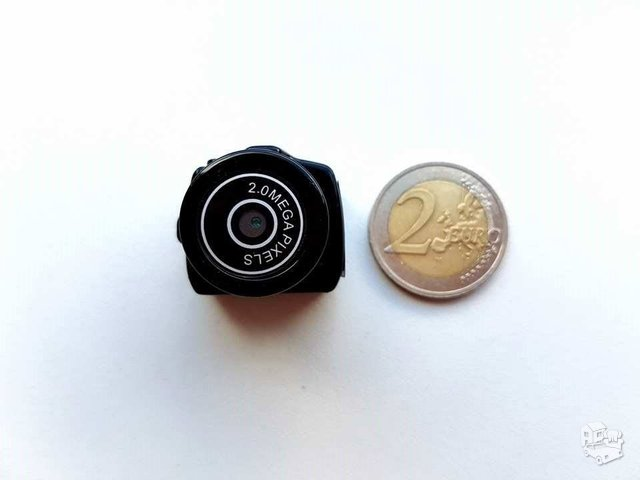 Nauja mini sekimo kamera su 2MP HD video