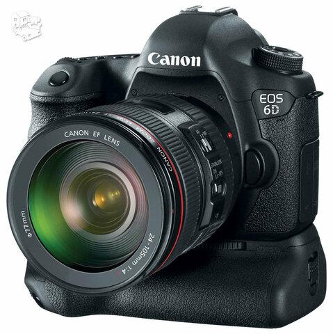 Parduodu neoriginalų baterijų laikiklį Canon 6d