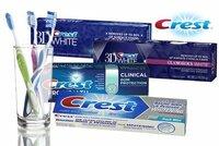 Crest dantų pasta